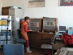 BLATNOVA in CEM Studio Rotterdam
