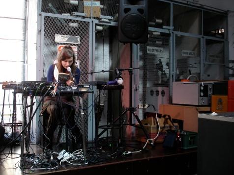 B/zB gig, Leuven, Belgium