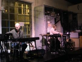 BLATNOVA - Braakland/ZheBilding, 'Impro' with Geert Waegeman and Pascal Gully