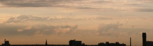 BLATNOVA - skyline DAF trucks