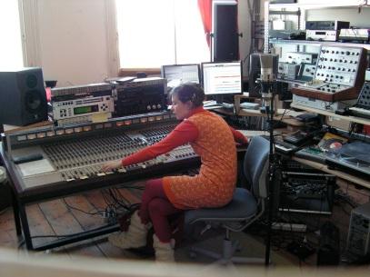 CEM Studio for heritage electronic instrruments, Rotterdam, NL,