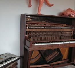 BLATNOVA - piano